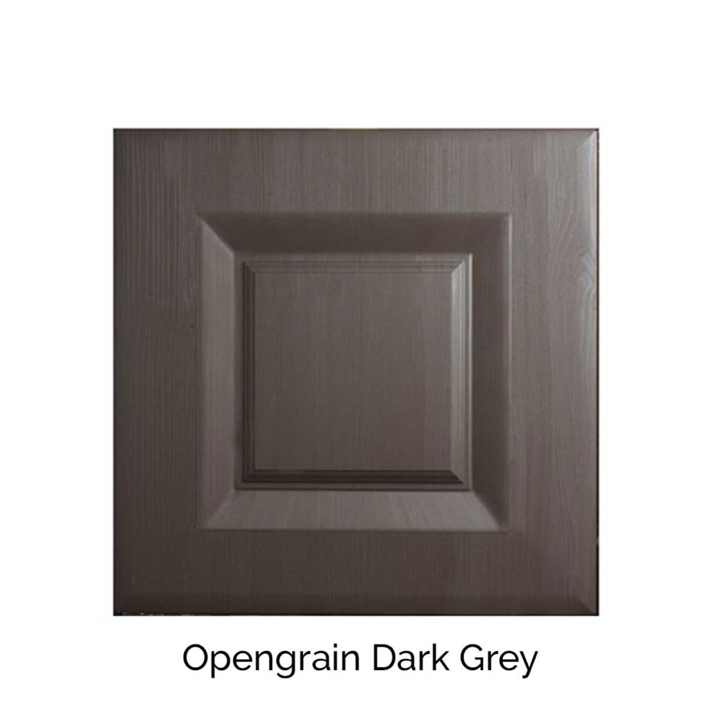 Opengrain Dark Grey