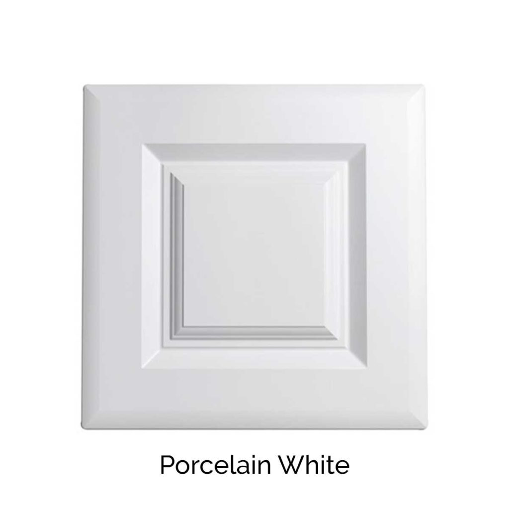 Porcelain White