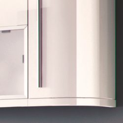 Marlborough Gloss Curved Door