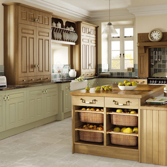 Cucina Toscana Kitchen
